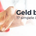 Geld besparen met #17 makkelijke tips