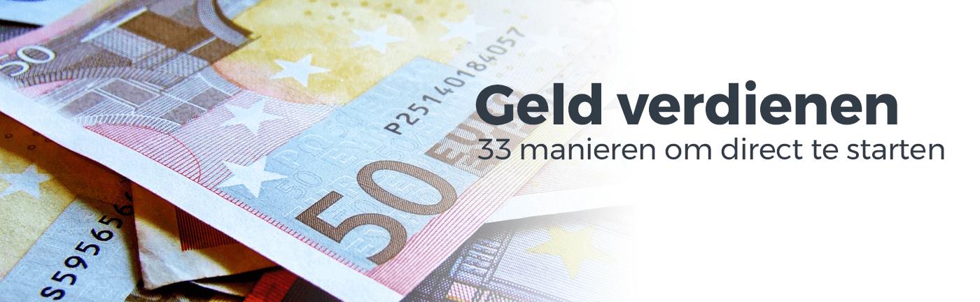 Eenvoudig €200 tot €500 per uur verdienen!? Dit kan!