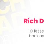 10 lessen uit Rich Dad, Poor Dad