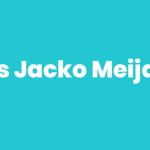 Wie is Jacko Meijaard?
